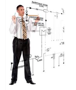 проучване на системите за отопление, вентилация и климатизация